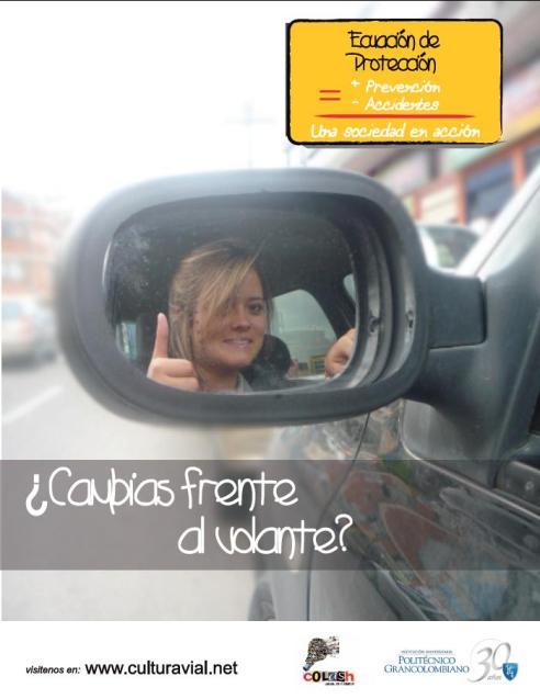 Cambias frente al volante