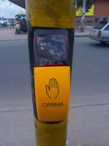 Sensor del semáforo por demanda (Foto: Guillermo Camacho Cabrera)
