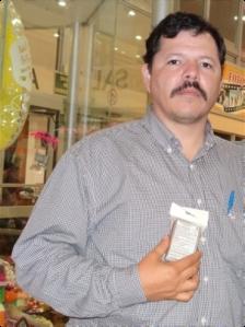 Raúl Alberto Peniche Mendoza, gestor y líder del Proyecto Networkvial ¡Más cultura vial para todos!