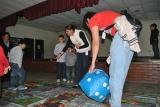 Los niños y las niñas se apropian de los roles en el juego de Gran formato.