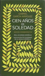Edición conmemorativa de Cien años de soledad.