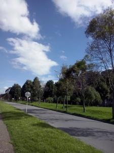 Día sin carro en Bogotá. 22 de abril de 2015 (Foto: Guillermo Camacho-Cabrera)