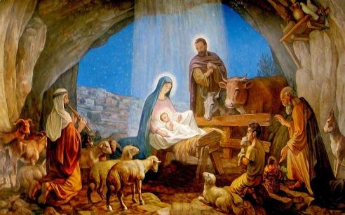 Representación icónica de la Sagrada Familia (Imagen: BancodeImagenesGratis.com)