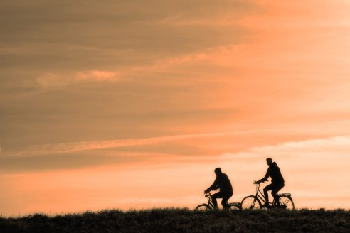 Transporte y coronavirus. Ciclistas